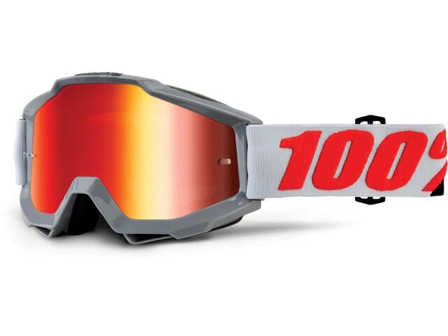 100% Accuri Goggle Anti Fog Mirror Lens / solberg